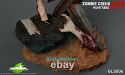 Resident Evil Ada Wong Resin Figure Model Green Leaf GLS 006 Replica Pre-order