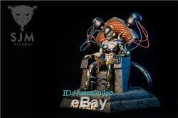 SJM Mechanical Frieza Resin Figure Painted Statue Pre-order Dragon Ball Model GK
