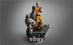 Saitama Resin Model Painted Statue 1/6(1/4) Last Sleep Studio In Stock Figure GK
