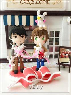 Sekai ichi Hatsukoi Onodera Ritsu no Baai Toy Doll Figure Model Resin Kit Cos
