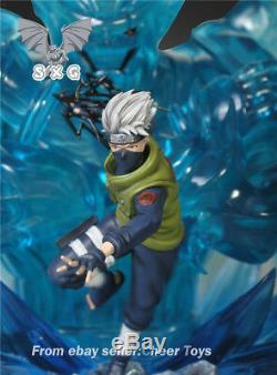 Stone Gargoyle Naruto Figure Model Resin GK Hatake Kakashi in stock