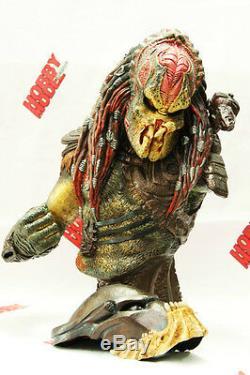 Super Predator Berseker Bust New Hugh 1/3 Unpainted Figure Resin Model Kit