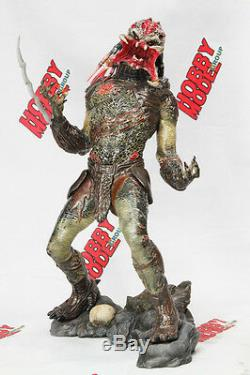 Super Predator Berseker's Roar New 1/6 Unpainted Figure Resin Model Kit