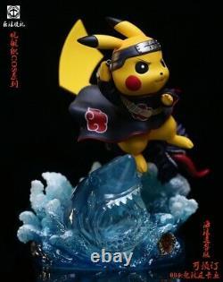 Surge Studio Naruto Pikachu Cos Kisame GK Painted Model 13.5cm Limited Figure
