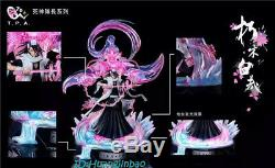 TPA Bleach Kuchiki Byakuya Resin Figure Model Painted Statue Pre-order Led Light