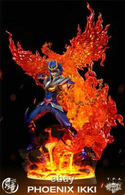 TPA Phoenix Ikki Statue Resin GK Figure Collection Model 1/6 EX version New