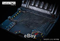 TWTOYS 1/12 TW1908 Unlimited Expansion series Gnaku Scene Platform Figure Model