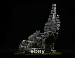TWTOYS 1/12 TW2038 Castle Ruin Platform Stand Stairs Model DIY 12'' Figure Scene