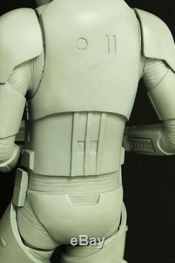 The Force Awakens Stormtrooper 1/3 Star Wars Resin Figure Model Unpainted Kit
