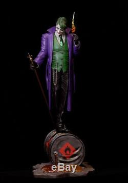 The Joker Luis Royo Version Fantasy Art 1/6 Unpainted Figure Model Resin Kit