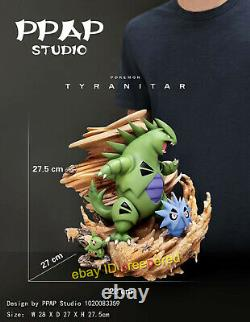 Tyranitar PPAP Studio 1/6 Resin Figure Model Painted Statue IN STOCK