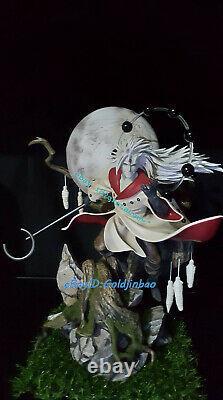 Uchiha Madara Resin Figure Singularity Workshop 1/7 Model Painted In Stock New