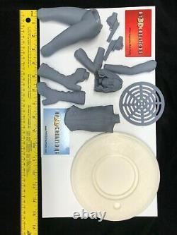 Underworld Kate Beckinsale Lycan Hunter / Resin Figure / Model Kit-1/6 scale