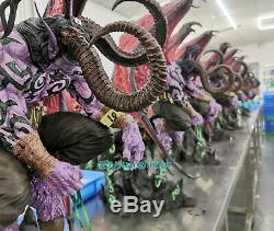 WOW Illidan Stormrage 1/4 Scale Statue Model Painted Resin CatFish Studios GK