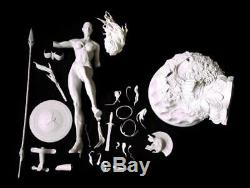 Wonder woman Hobby Resin Model Kit Unpainted Unassambled Figure 1/4 Replica Cast