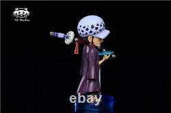 YZ Studio One Piece Trafalgar Law Room Statue Resin Figure GK Model WCF New