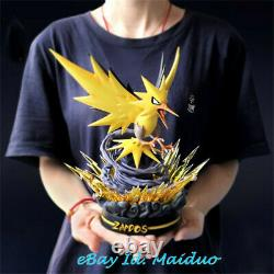 Zapdos Statue Model GK Resin Figure Pokémon Collections EGG Studio Presale 23cm