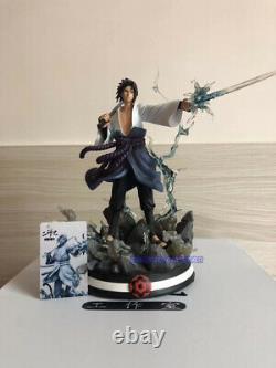 10h Uchiha Sasuke 1/8 Résine Figure Statue Modèle Naruto Figurine Limitée Collect