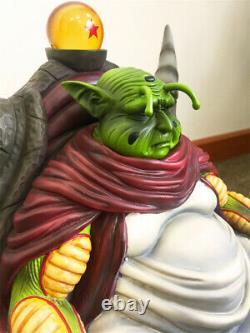 12'' Dragon Ball Z Namek Saichourou Grand Elder Gk Resin Figure Statue Modèle Jouet