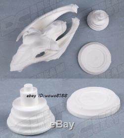 14 '' Baiser Unpainted Of Death Bust Modèle Garage Kit Résine Figure Kit De Haute Qualité