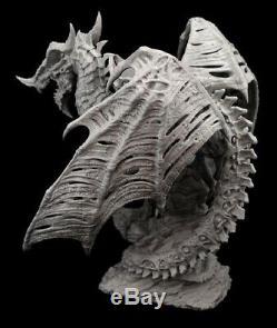 160mm Résine Figure Modèle Kit Résurgent Dragon Miniature Unassambled Unpainted