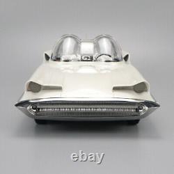 1/18 Modèle Hrn Lincoln Futura Concept-1955 Modèle De Voiture En Résine Pas De Figure Pour L'affichage