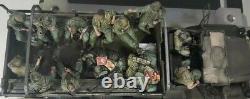 1/35 Figure Résine Modèle Kit Usmc Guerre Du Vietnam (11 Chiffres)