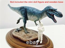 1/35 Gorgosaurus Statue Dinosaur Figure Modèle Animal Jouet Collecteur Décor Peint