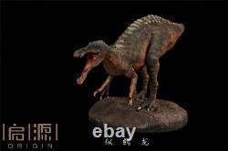 1/35 Suchomimus Scene Statue Animal Model Spinosaurus Collector Dinosaur Gk Toy