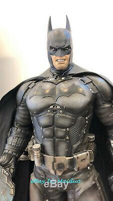1/3 Batman Arkham Statue Résine Origines Modèle Figure Gk Collections Nouveau