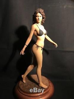 1/3 Modèle Résine Kit, Figurine Sexy Emanuelle
