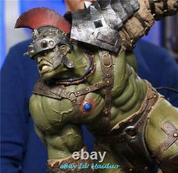 1/4 Hulk Statue Resin Model Kits Gk Collections Figure Gifts Ex Version Prévente