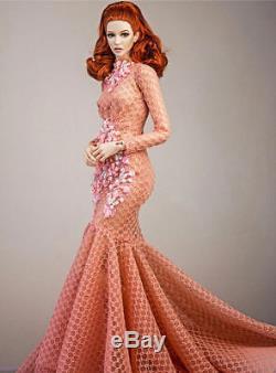 1/4 Poupées Bjd Modèle De Figurines En Résine Jolie Poupées Beauté Renaissent Visage Maquillage + Yeux