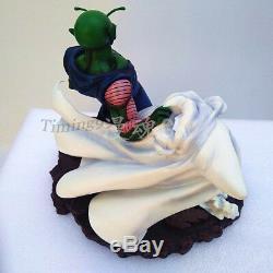 1/6 Dragon Ball Piccolo Cape Version Résine Gk Statue Figurine 29cm Modèle