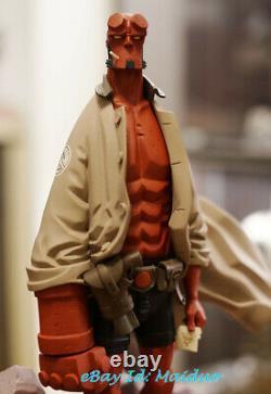 1/6 Échelle Hellboy Résine Figure Gk Modèle Figurine Fs Collection Bd Ver