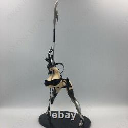1/6 Échelle Taimanin Yukikaze Mizuki Figure Modèle Gk Peinture En Résine Cadeau Statue