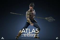 1/6 Figures Art Atlas The King Of Atlantis Aquaman Action Figure Toy Ai-05 Modèle