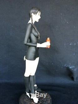 1/6 Modèle En Résine Kit, Figurine Sexy Cultivé Mercredi Merlina