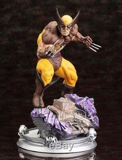 1/6 Wolverine Marvel Superhero Modèle Comic Figure Unpainted Bonne Résine Kit 12