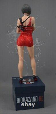 Ada Wong Statue Résine Figure Modèle Gk Biohazard2remaker 14 55cm Prévente