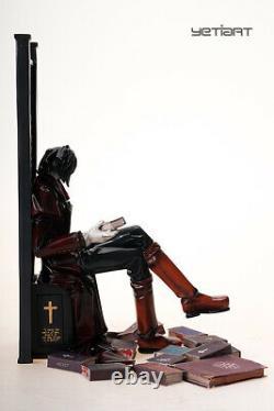 Alucard With Books Hellsing Hand Paint Resin Model Yetiart Figure Instock