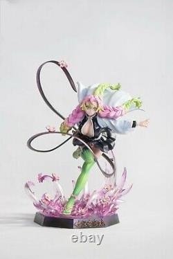 Anime Demon Slayer Kanroji Mitsuri Resin Action Figure Collectibles Gk Modèle Jouet
