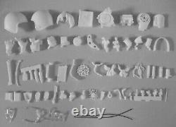 Anime Fate Tohsaka Rin Modèle Gk Non Peint Kits En Résine Caractère Action Figurine Jouet