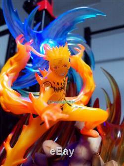 Apocalypse Uzumaki Naruto Figure Résine Modèle Peint Sculpture Statue Naruto Gk