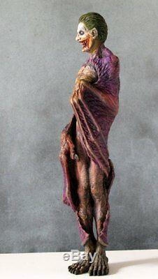 Batman Joker Vampire Rare Résine Modèle Figure Nosferatu Gotham Horror