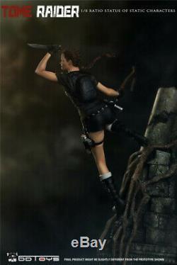 Bdtoys 1/8 La Lara Croft Tomb Raider Statue Withplatform Figure Bd008 Modèle Toy