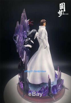 Bleach Aizen Sosuke 1/7 Peinte Résine Figure Modèle Statue Pré-commande Nouveau