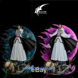 Bleach Aizen Sosuke Résine Figure Modèle Statue Peinte Pré-commande Ws-studio Led