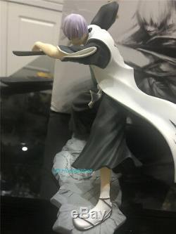 Bleach Gin Ichimaru Résine Figurine Figure Modèle Capitaine Serious Collection Gk