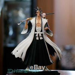 Bleach Kenpachi Zaraki Résine Figurine Figure Modèle Foc Même Style Pré-vente Anime
